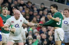 Neck injury rules England prop Dan Cole out of Ireland Six Nations clash