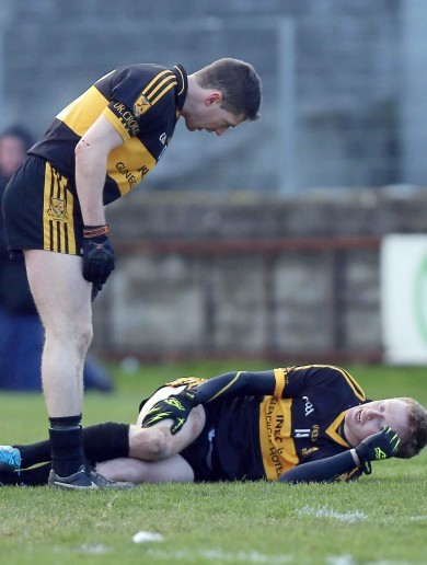 Colm Cooper facing lengthy spell on the sidelines as scan confirms ruptured cruciate