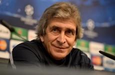City now a bigger club than United, says Pellegrini
