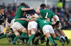 England setting Twickenham traps as Ireland's rolling maul packs a passport