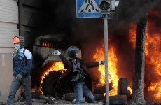 At least seven killed during fresh wave of violence in Kiev