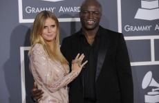 Heidi Klum and Seal could be back on... It's the Dredge