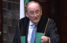 'Resume your seat or else you'll be taking a walk': Fine Gael TD kicked out of the Dáil
