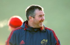 Foley's coaching promise makes him an intelligent appointment for Munster