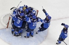 Jeers as Russia crash out of ice hockey tournament in Sochi