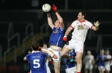 Tyrone complete Dr McKenna Cup three-in-a-row with final win over Cavan