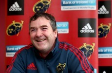 Foley: 'When I was growing up, my playground was Thomond Park'