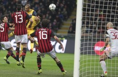 Diego Costa snatches late win for Atletico in Milan