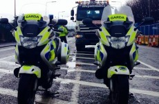 Two arrested in organised crime sting in the midlands