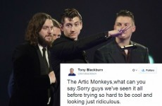 BBC DJ goes on super grumpy Twitter rant during BRIT Awards