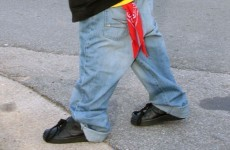 Floridians to be banned from baggy pants and bestiality