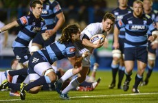 Bonus point win over Cardiff Blues sends Leinster top in Pro12