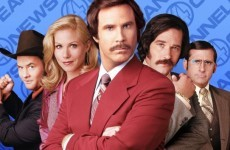 Anchorman 2 is coming BACK to Irish cinemas in a new ruder version