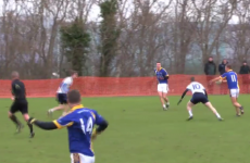 Ciaran Kilkenny puts together a nice little highlight reel as Sigerson weekend gets underway