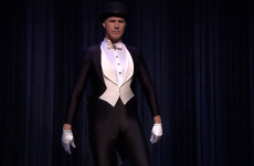 Watch Will Ferrell's fabulous Downton Abbey figure skating routine