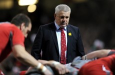 Gatland: 'We redeemed ourselves after letting ourselves down in Dublin'