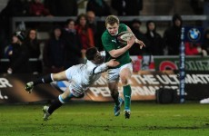 England's cutting edge gives U20s convincing win over Ireland
