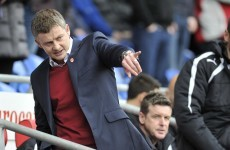 Ole Gunnar Solskjaer issues Cardiff rallying cry after humbling Hull defeat