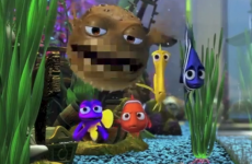 The unnecessarily censored version of Finding Nemo is the sequel we all want and need
