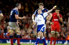 France drop Louis Picamoles over lack of 'respect' towards Alain Rolland