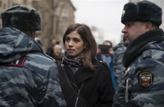 Pussy Riot members among 200 detained after courthouse protest