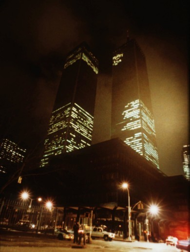 Photos: On this day in 1993 a bomb exploded at the World Trade Center New York