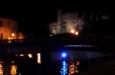 Search for man seen falling into river in Kilkenny