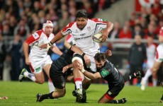 Ulster drop Nick Williams after 'alleged unauthorised absence'