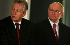 Cameron orders review of secret IRA deal after Peter Robinson's resignation threat