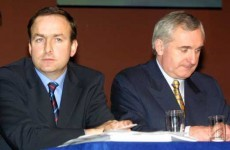 "Bertie Ahern ""won't be"" presidential candidate for Fianna Fail"