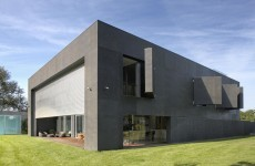 Who would live in an armoured, transforming house like this?