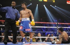 10 things you probably didn't know about Manny Pacquiao