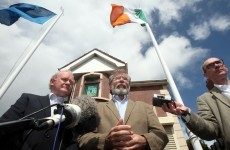 Adams asks UUP leader to withdraw SF 'scum' remark
