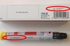 Emergency allergic reaction pens found to be defective