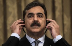 Pakistani PM denies being part of moves to 'hide' bin Laden