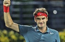 Roger Federer's first win over Novak Djokovic in an age featured this brilliant point
