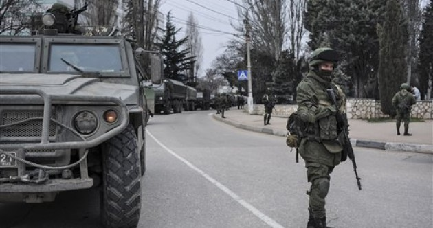 Russia approves use of military in Ukraine