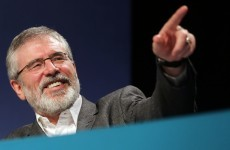 Sinn Féin gain in the polls following collapse in Government support