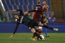 Inter Milan deliver blow to Roma title hopes