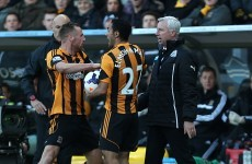 'Heat of the moment' headbutt earns contrite Pardew €120,000 fine