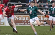 Late goal sees Tyrone overcome Kildare