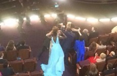 Liza Minnelli trying to get into the Oscars selfie is heartbreaking