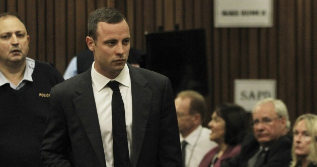 Oscar Pistorius pleads not guilty at murder trial