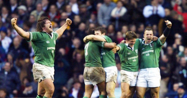 An oral history: Ireland's famous win over world champions England, a decade ago