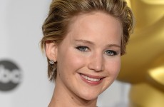 People are CONVINCED Jennifer Lawrence planned that second Oscars fall
