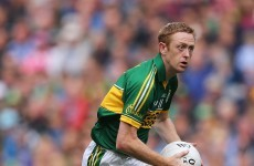 Colm Cooper targeting 2015 return as recovery gets underway