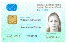 Most of 500,000 identity cards in Ireland issued to social welfare claimants