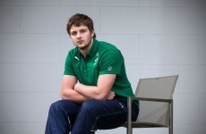Henderson hopeful of Ireland start as he learns the donkey work from O'Connell