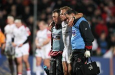 'You go in for a tackle and wake up 30 seconds later' - Niall Annett on concussion in rugby