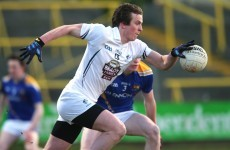 4 of last year's Leinster U21 winning side in Kildare team to face Offaly tonight
